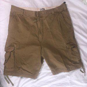 Sonoma Mens Cargo Shorts Size 40
